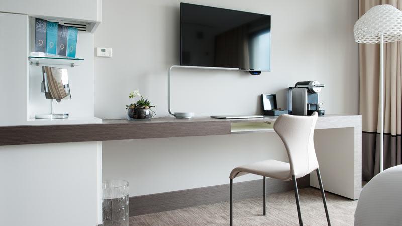Hotel Spa Saint Antoine Rennes Executive Rooms